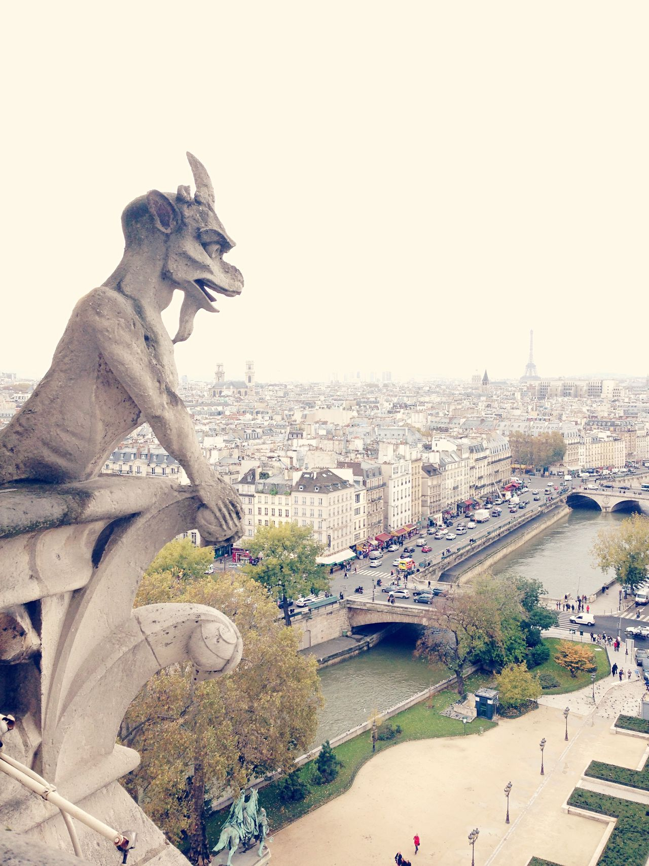 Beautiful stock photos of notre dame, Architecture, Art And Craft, Building Exterior, Built Structure