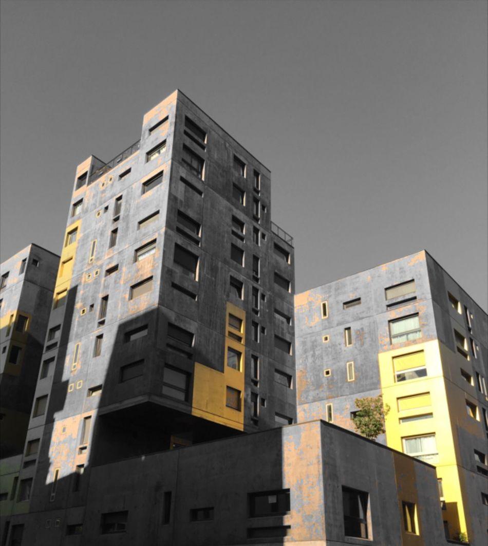 Paris13 Colors Paris Bâtiment