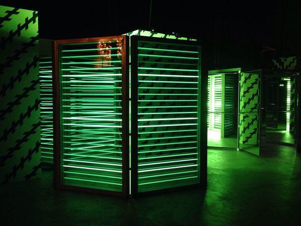 Carsten Höller Hangarbicocca Hangar Bicocca Light Tunnel Art ArtWork Creativity