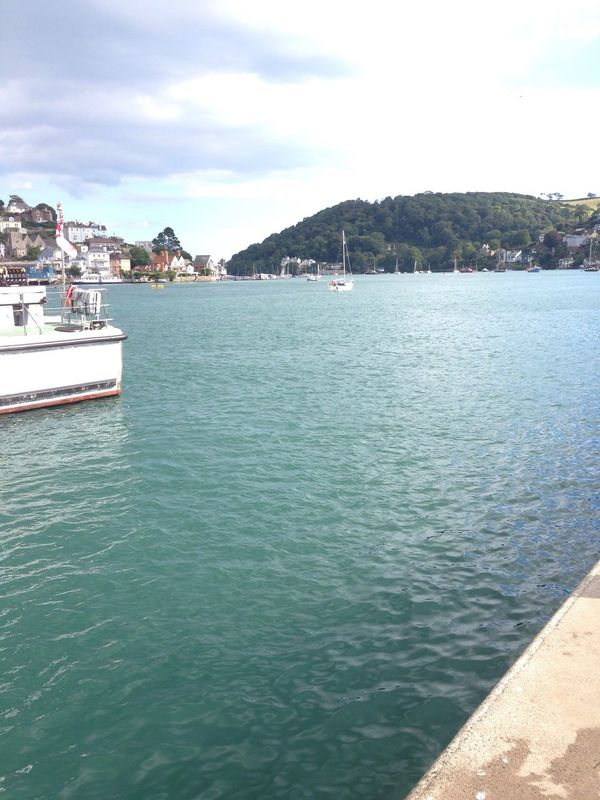 I took this on my holiday- Dartmouth, Devon💗💋