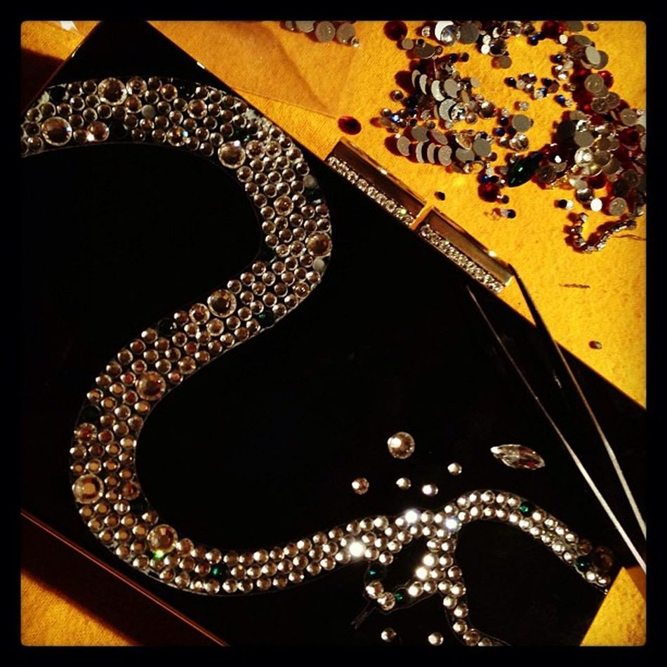 Diamond Lucky Snake of the year 2013 for our new collection AW13. Perspex Plexiglass Lucite Swarovski diamonds crystals clear black emerald snake china 2013 handmade athens greece minaudiere clutches bags london paris tranoi collection tradeshow buyers newyork dubai craftmanship design fashion