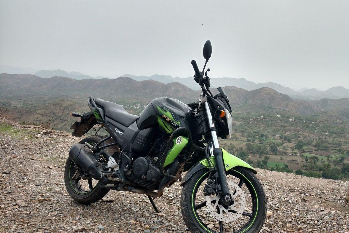 Bikes Monsoon Mountain Range AboveAll Cliffs Edges And Corners Adventure Club. Yamahafzs
