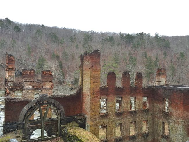 Ancient Ancient Civilization Arch Architecture Building Exterior Built Structure Clear Sky Day Famous Place Historic History Hunger Games International Landmark No People Outdoors Sweetwater Creek The Past Tourism Travel Destinations UNESCO World Heritage Site