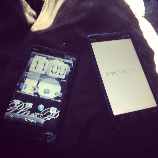Got My New Phone!!
