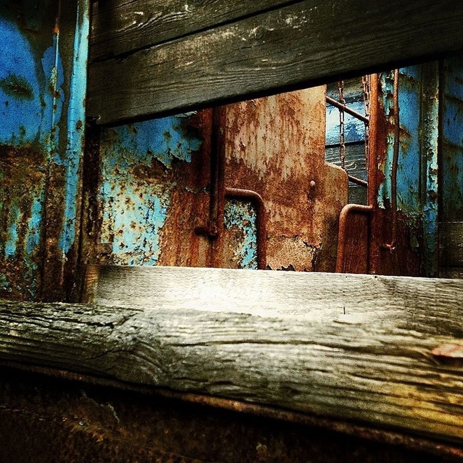 Where do you go to my lovely Abandoned Places Urbex Rustygoodness A Bit Blue