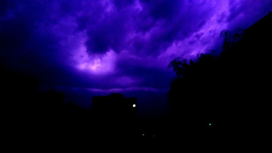 Storm Poznań Anxious  Stormy Weather Inspired