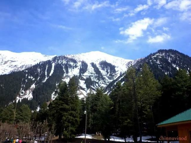 Relaxing Taking Photos Check This Out Taking Photos Snowcapped Mountain Snowing JammuandKashmir Naturephotography Nature_collection Enjoying Life My Point Of View Nature Photography Hello World