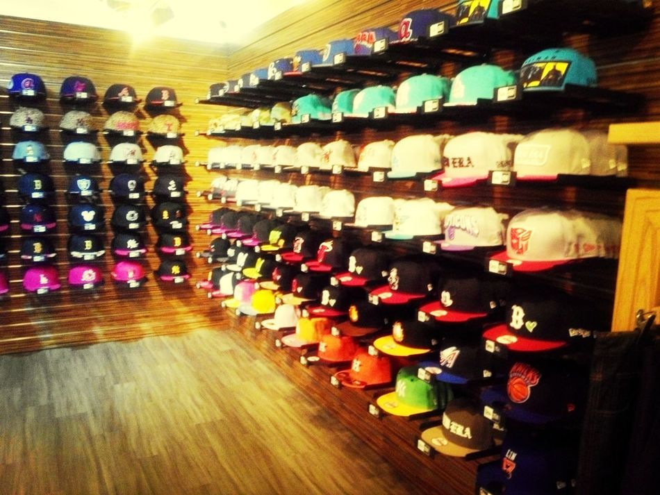 Wow!! Hat Department Store Tainan, Taiwan