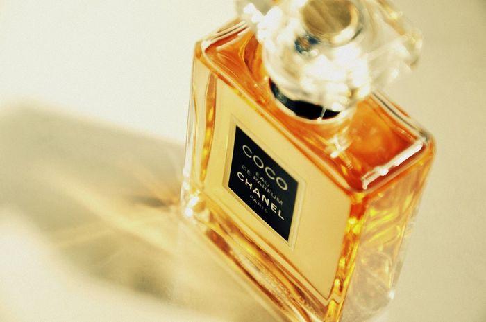 Chanel Flacon Cosmetics GirlsStuff