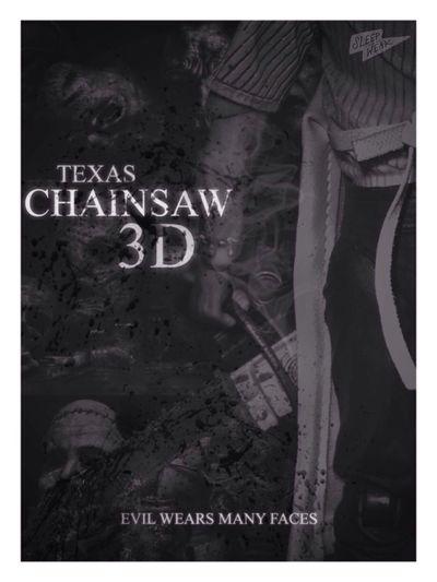 In cinemas Leatherface Texaschainsawmassacre Horror Horror Movies Cinema Poster Blackandwhite Photography Blackandwhite Monochrome