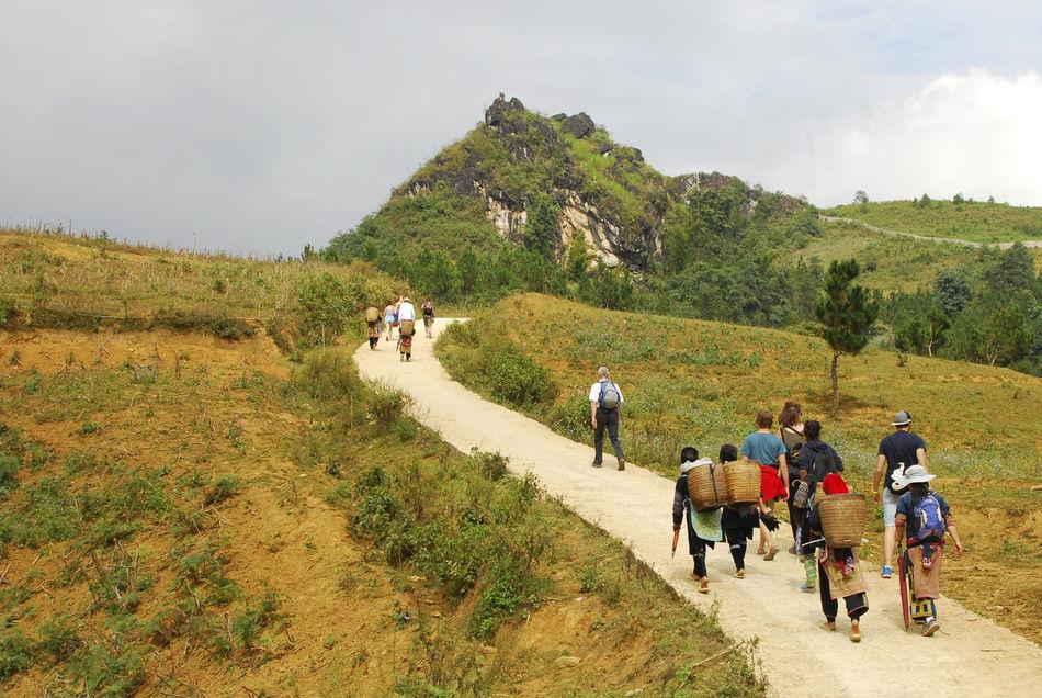 Beautiful stock photos of vietnam, Recreation, Sa Pá, Vietnam, adventure
