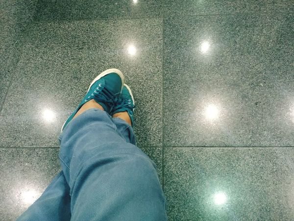 Waiting. Shoefie Shoe Fetish Shoe Selfie Shoe Love Shoes For Today Shoes Shoe Shoegasm Green Shoes Green Floor Floor Tiles Tiles Departure Lounge Departure Bay Eyeem Photography Eyeem Philippines The Week On EyeEm At The Airport Waiting Waiting For The Plane Waiting Area Waiting Here From My Point Of View From Above  Showcase: February