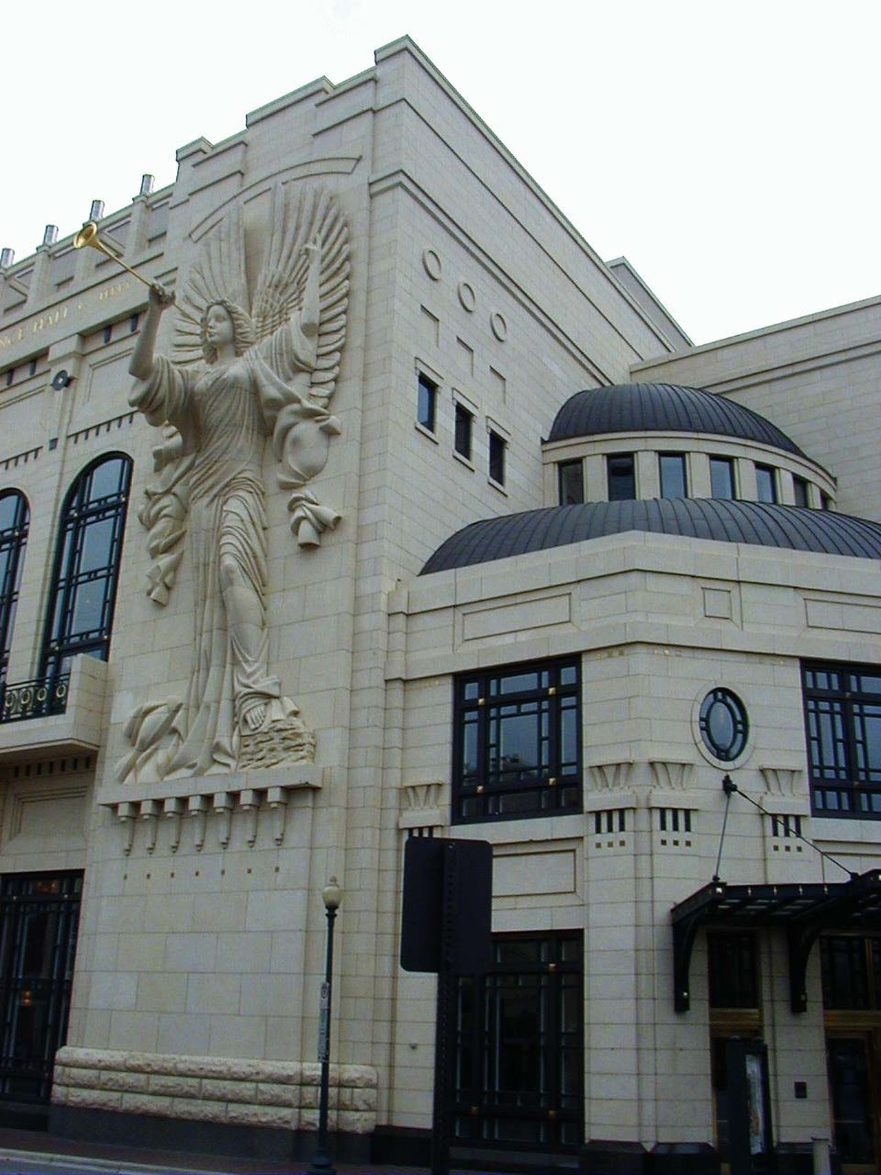 Animal Themes Architecture Built Structure Corner Downtown District Fort Worth Music Fort Worth Texas Tru
