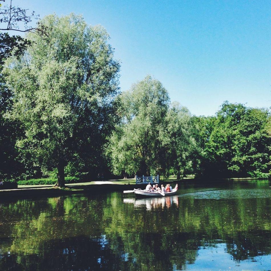 Idyllic Copenhagen
