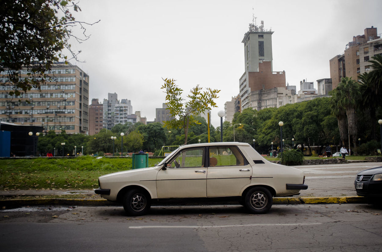 Antique Architecture Autumn Car City Grayday Mode Of Transport Old Oldcar Renault Road Street Transportation Tree Tree