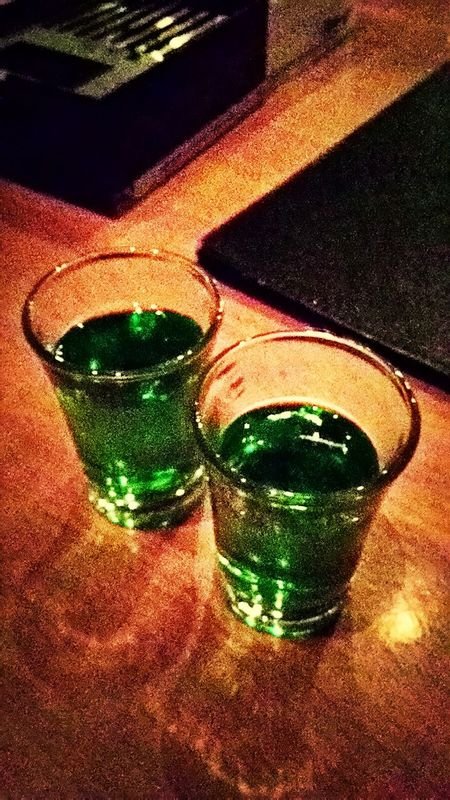 Hanging Out Best Drink Absinth
