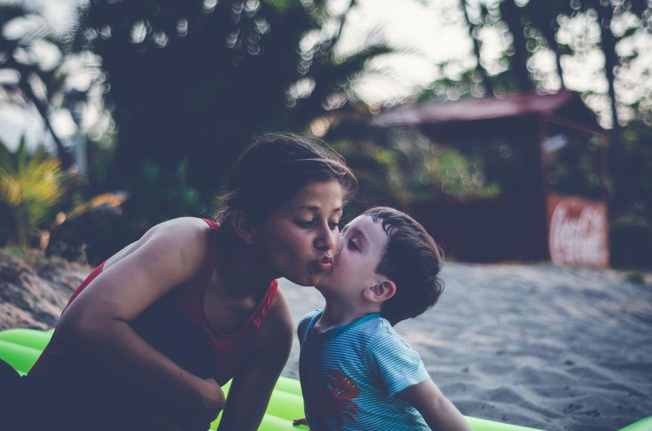 Beautiful stock photos of kuss, 18-23 Months, 20-24 Years, Baby Boys, Babyhood