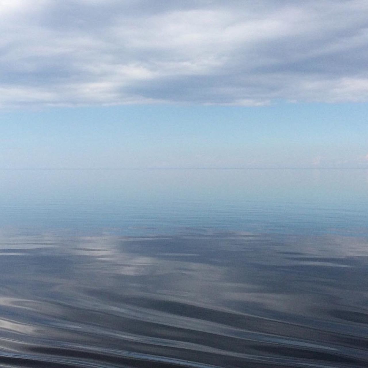 Smooth Surface Beauty In Nature Blue Nature Sea Sky Water EyeEmNewHere