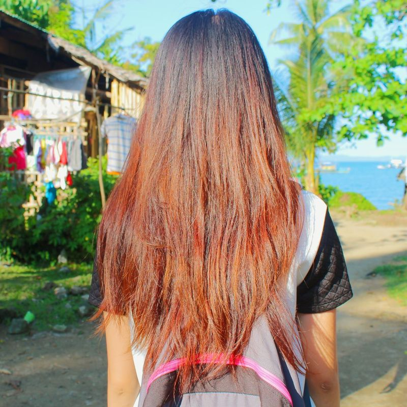 Hair😱😍😍😍Rear View Real People Women Street Outdoors One Person Leisure Activity City Day Adult One Woman Only Sky Nature Only Women Holi People Annual Event Adults Only Hairstyle Haircolor Beautiful People Beautiful Woman Summer Happy Mid Adult Live For The Story