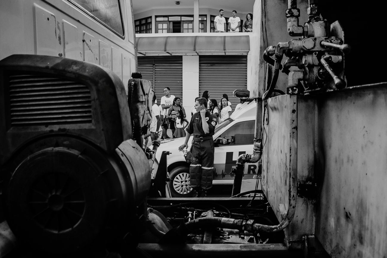 Enjoy The New Normal Streetphotography Black And White Fotografia De Rua Street Photo Street Photography B&wDay Street Land Vehicle Snap a Stranger No People Outdoors Tire