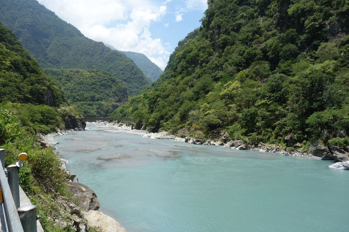 Mountain Nature Scenics Beauty In Nature Water Travel Destinations Tourism Sky Beach Mountain Range Outdoors Tree Landscape Tranquil Scene Day No People Taroko National Park