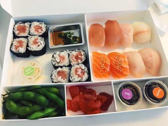 Sugar fish Sushi Sushi Bento Omakase Sushiaddict Sushiporn