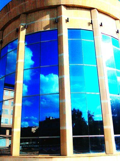 Cool Arhitecture Beautiful Day Glass Sunnyday☀️