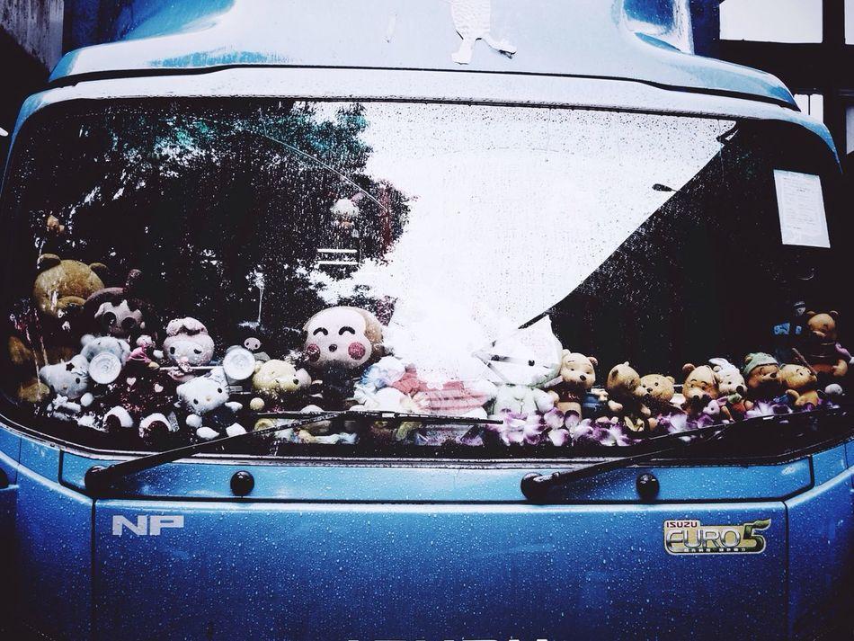 Stuffed Truck Street Photography By @Chyan Eye4photography Streetphotography AMPt_community