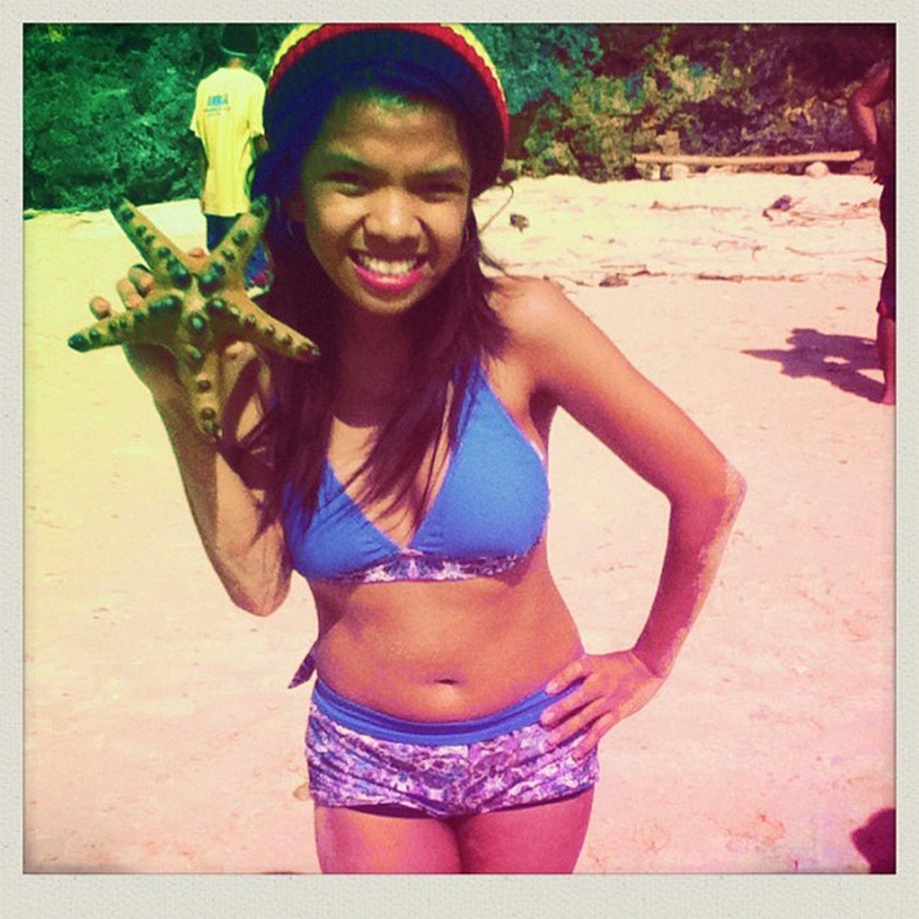 Ave Maria Island Guimaras Beachbumming Islandhopping Iloilo2013 😄💋☀🌊🐠🏊👙⛵