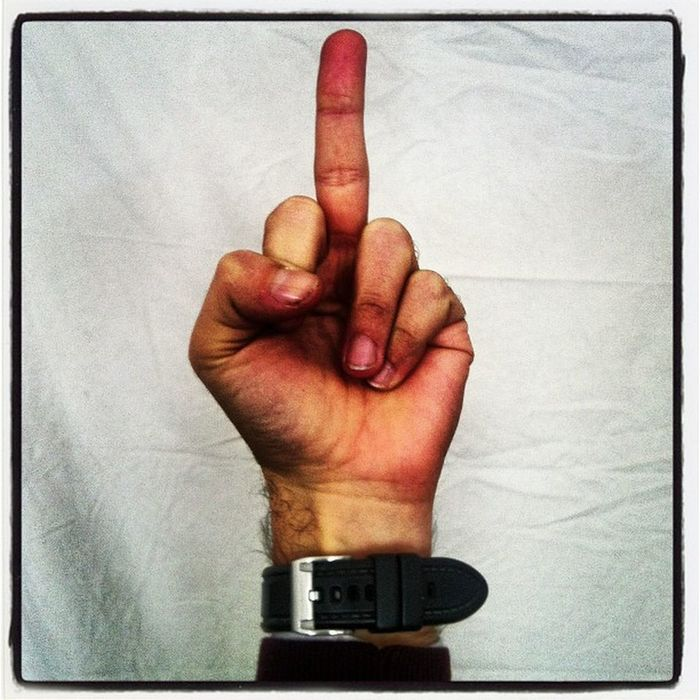 Sell this one Instagram! Sell Tos Instagram Instaily instagood instamood instaitalia protest finger now rickygeorgeblow photo photoart popularnow photography picoftheday popularfoto pictureoftheday