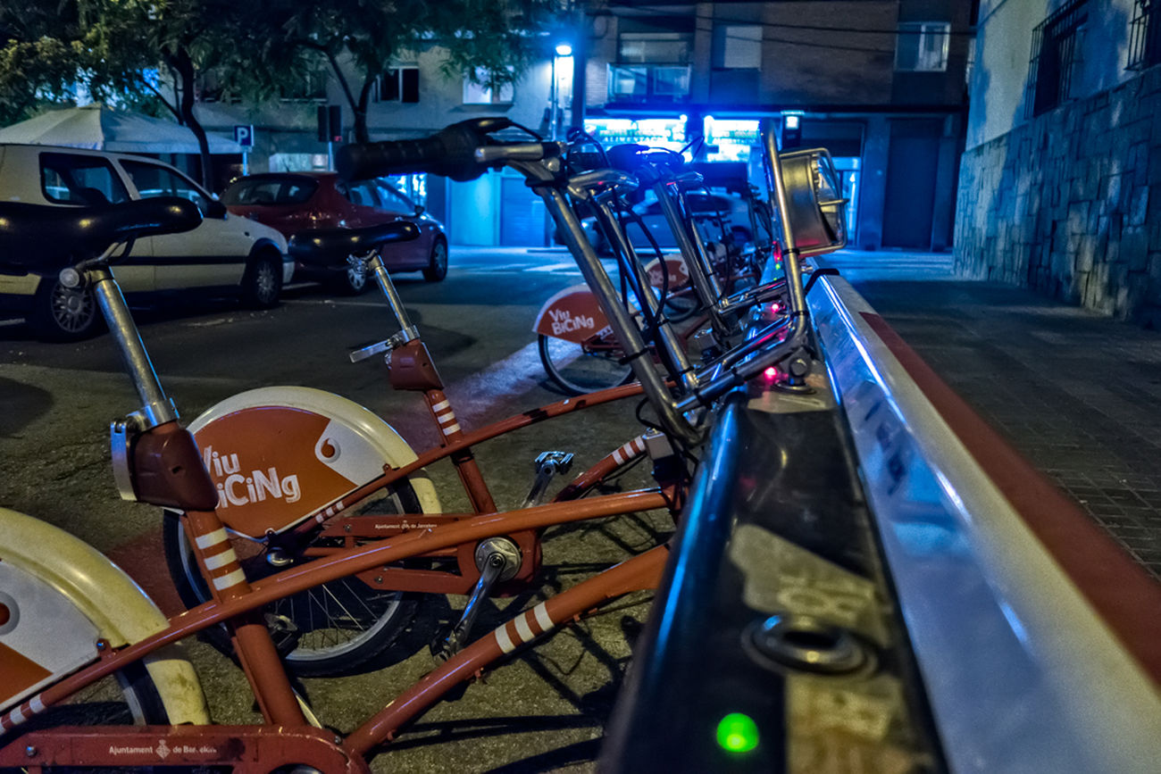 Rx100mk2 Bicycles Nocturna