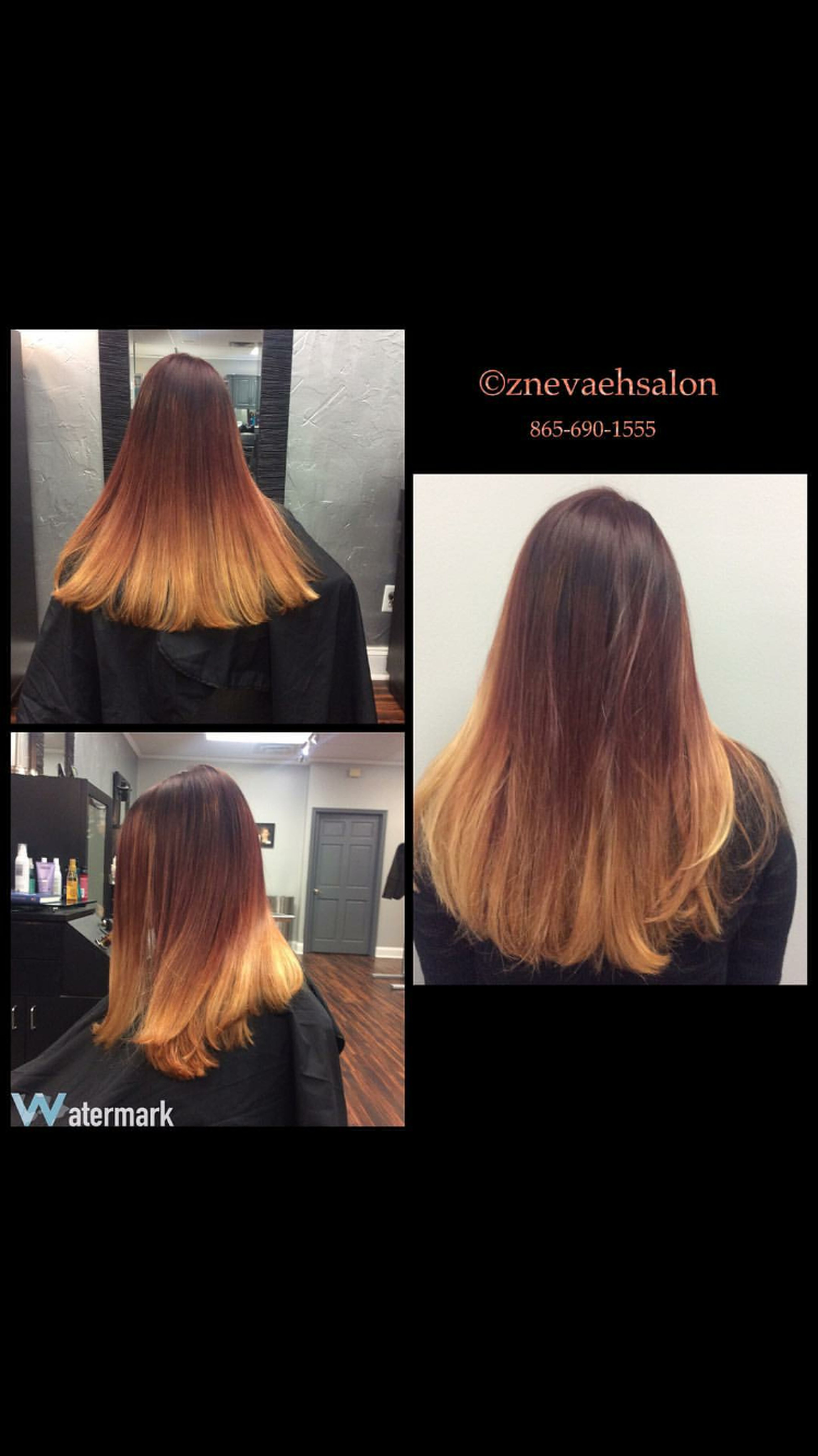 Artistic Color @znevaehsalon @lorealprous Check This Out Knoxville Salon Pro Fiber Ecaille Haircolor Color Specialist Highligting And Contouring Eye4photography # Photooftheday L'Oreal Professionnel Z Nevaeh Salon Lorealprofessionnelsalon Hairtrends Fire Hair Color
