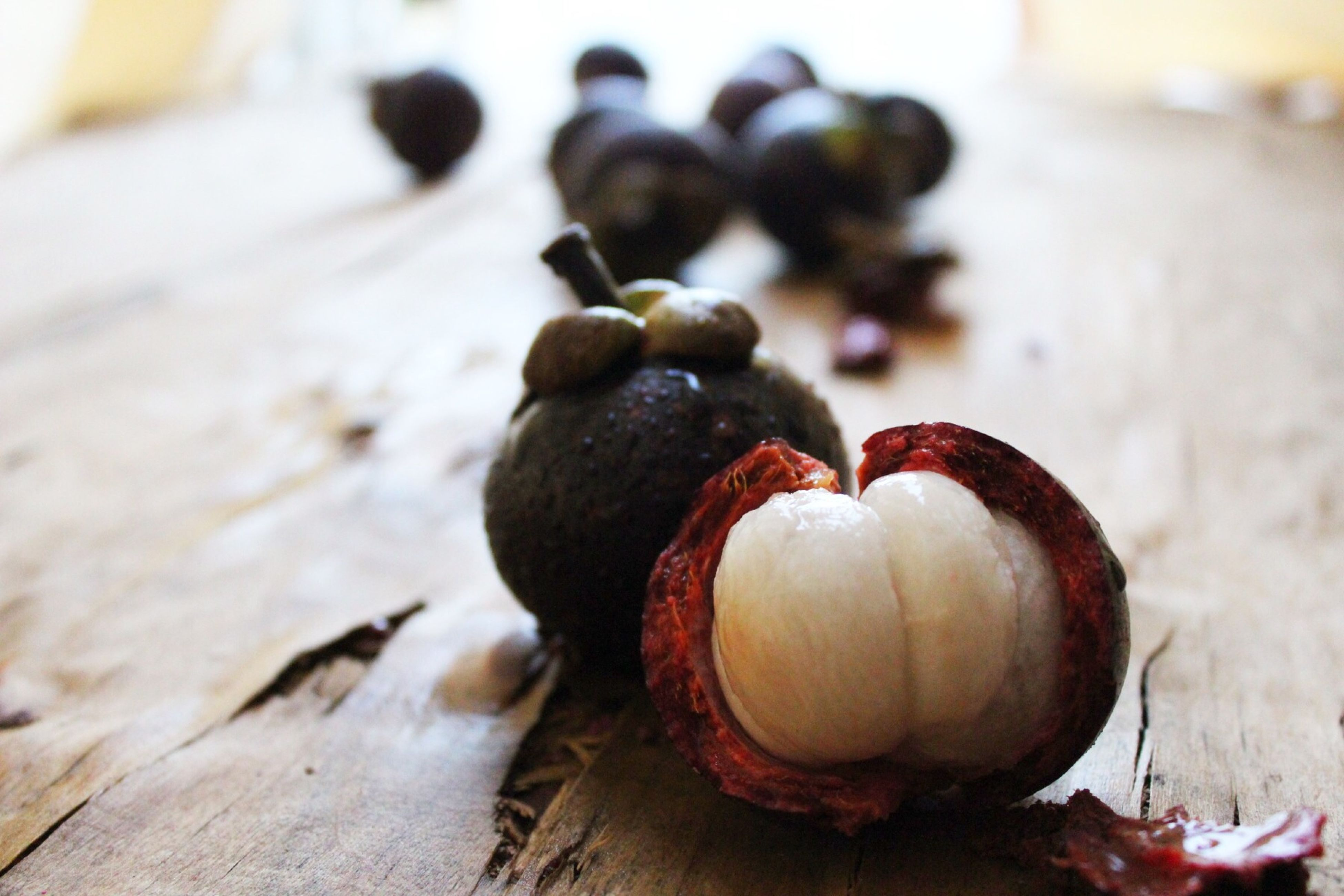 food and drink, food, healthy eating, fruit, close-up, focus on foreground, selective focus, freshness, still life, no people, vegetable, day, outdoors, nature, wood - material, raw food, brown, ripe, organic, nut - food