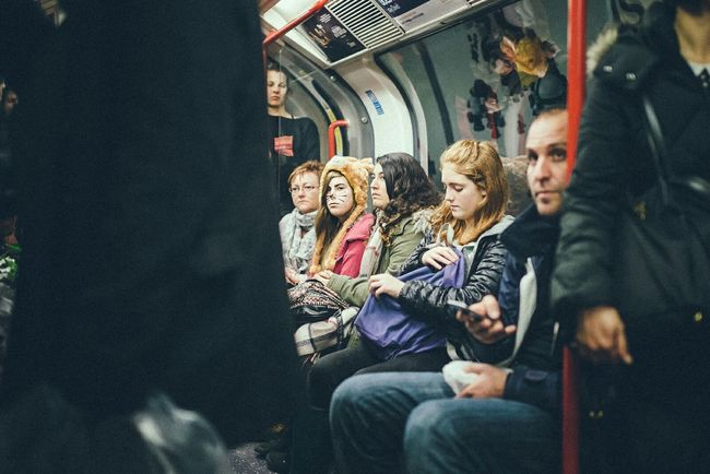 Picturing Individuality Streetphotography Street Photography London Street Uk Streetphoto_color London Tube Cat Cmmaung Cmmaung.me