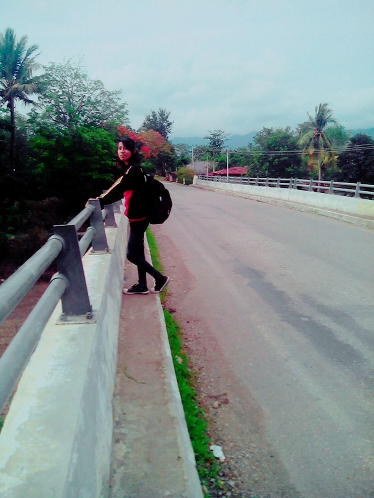Jembatan Batu Merah Bipolo-kupang, NTT