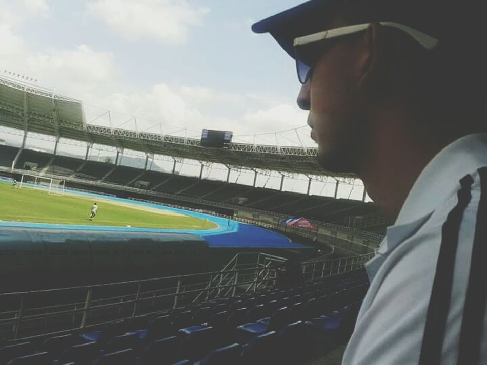 Estadio del pereira. Football Stadium