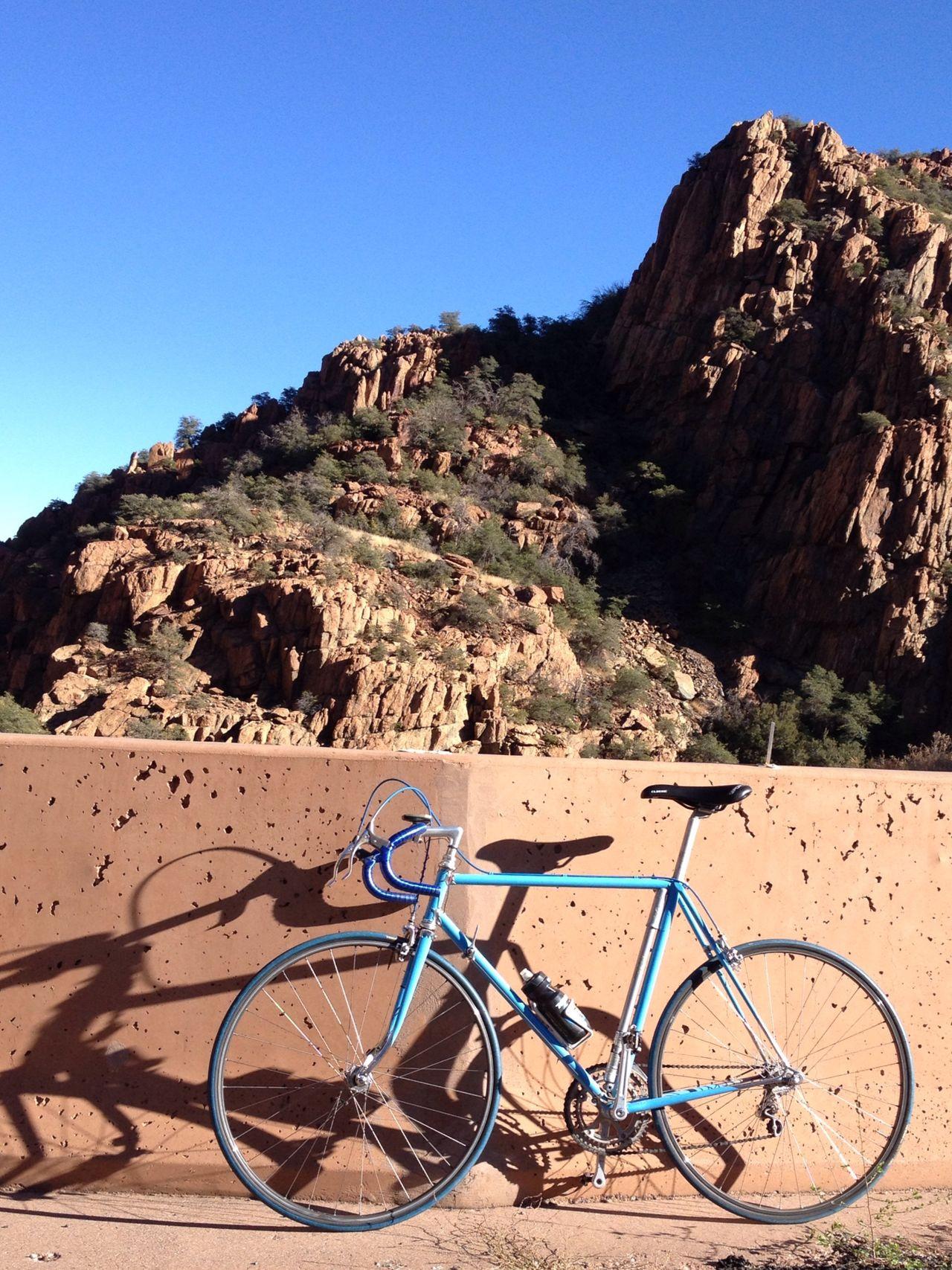 Bicycle Bike Bike Portrait On Your Bike