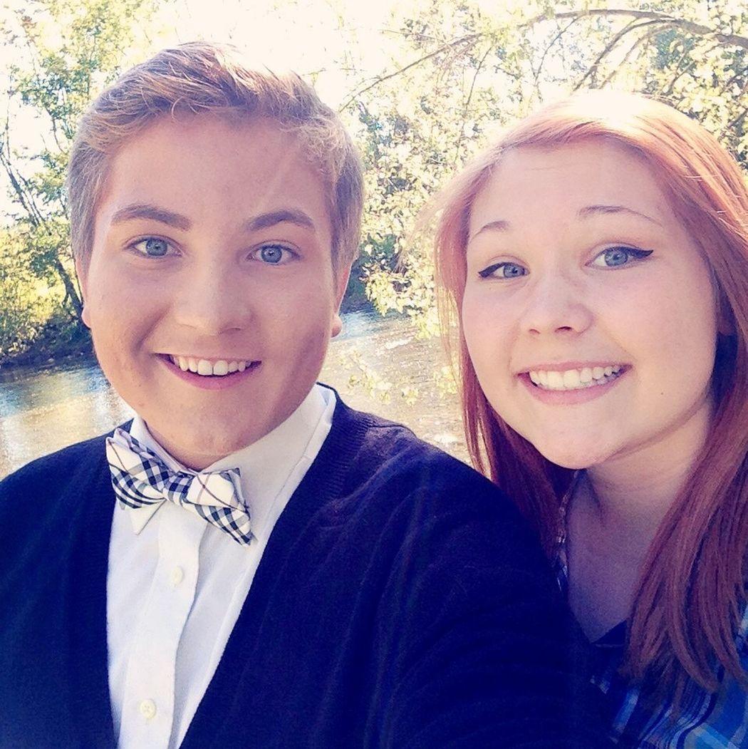 Bestfriends <3 He's So Cute C: Cousins  Selfie