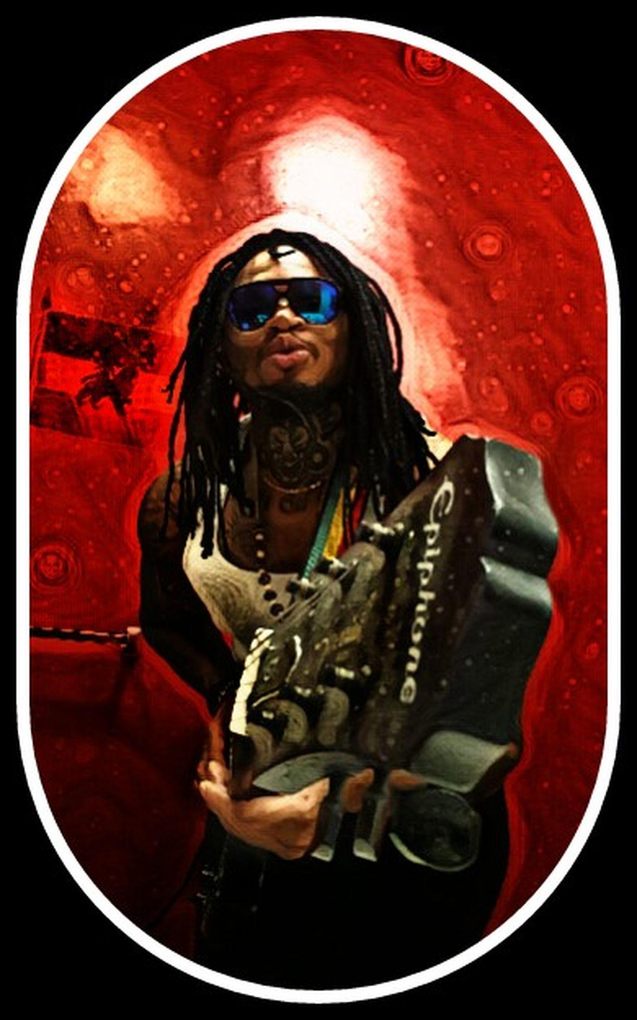 I n I ah mi dusty chunes People Real People Portrait Taking Photos Badass RastaRude Jamaica Bob Marley Creativity RASTA My Unique Style One Love❤ From My Point Of View Underground Bad Boy  Petertosh ThatsMe