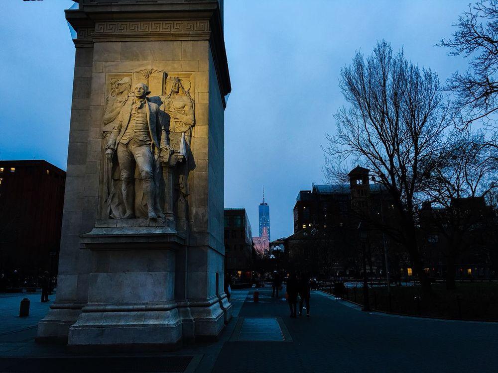 Washingtonpark NYC NYC LIFE ♥ NYC Photography America Liberty Enjoying Life Eyemphotography EyeEm Best Shots