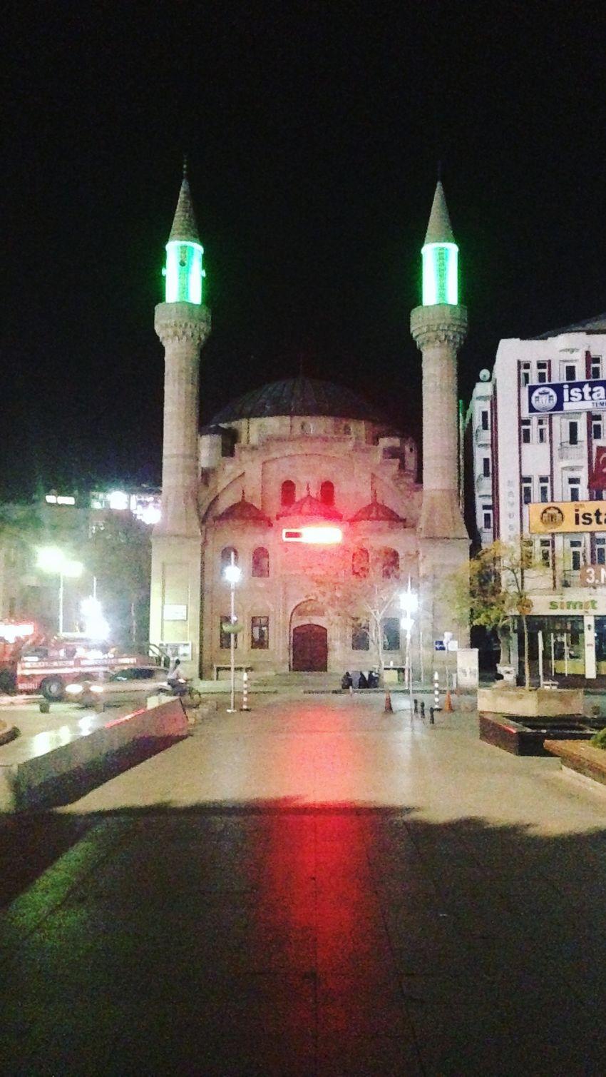 Kurşunlu cami Kursunlucami Aksaray Aksaray Universitesi