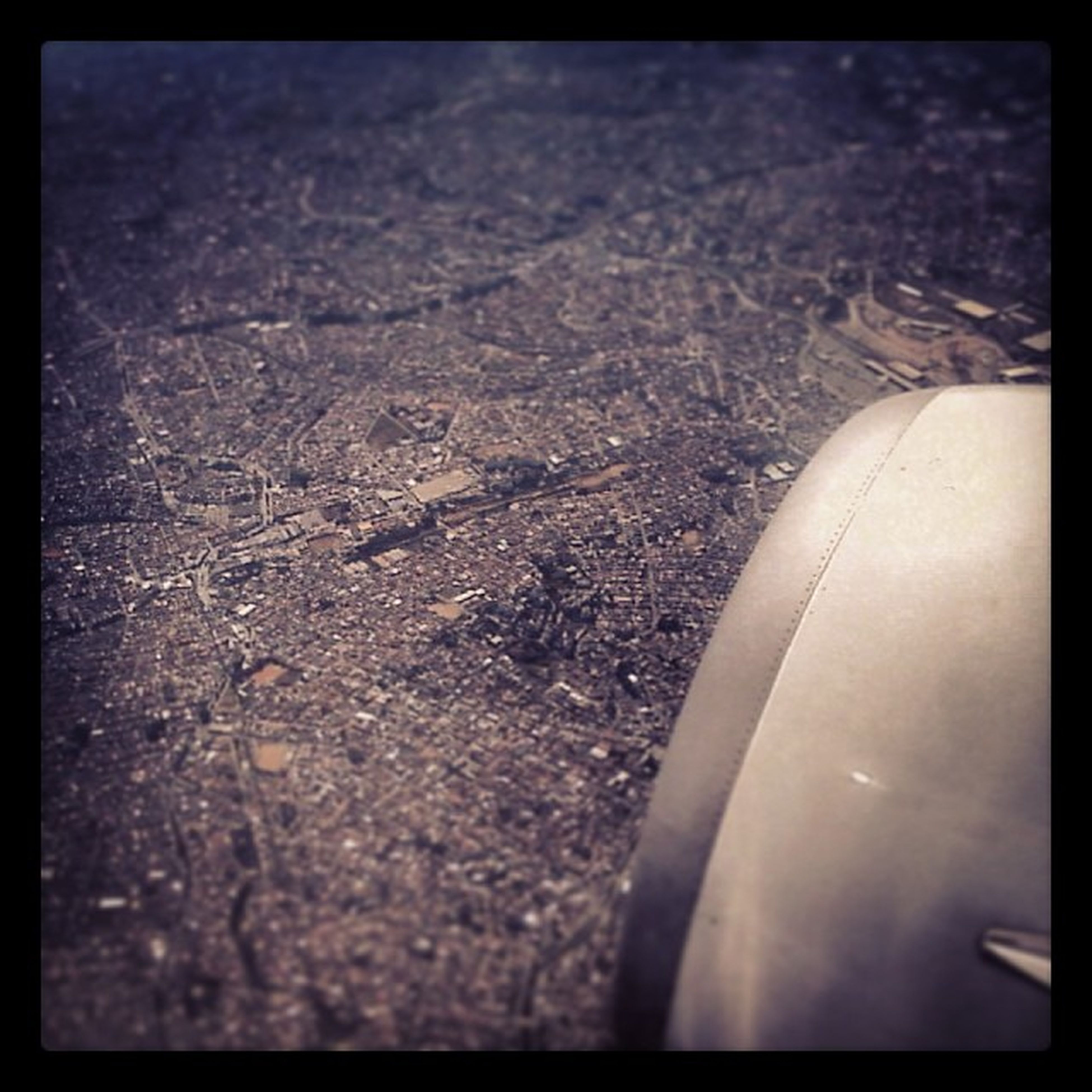 transfer print, auto post production filter, high angle view, close-up, indoors, day, no people, part of, wet, road, street, vignette, ground, transportation, glass - material, asphalt, water, sunlight, shadow