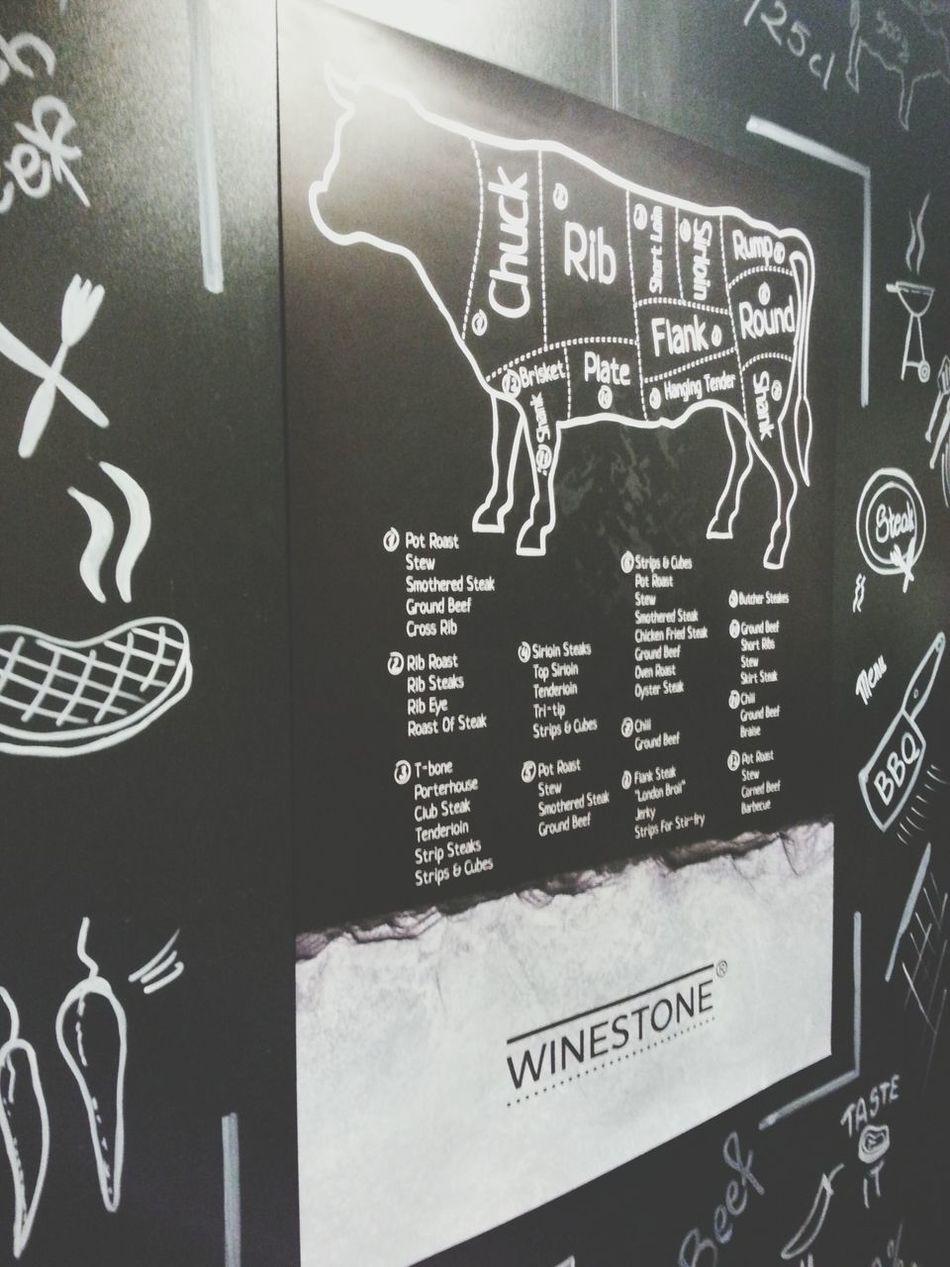 Winestone Winestone Gdańsk Beef Carpaccio Steaks