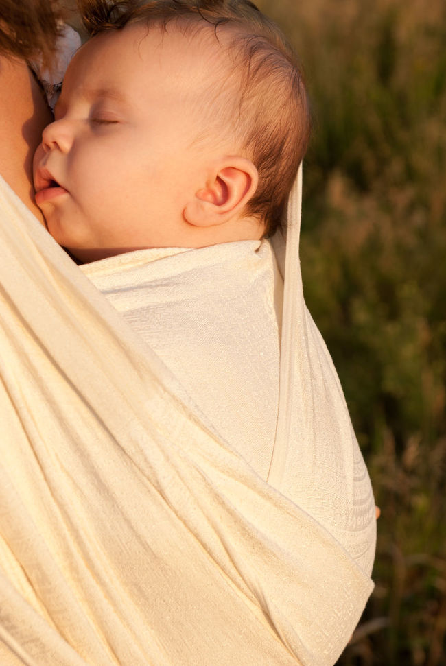 There's nothing to worry about when my mommy is near Baby Baby Sling Baby Wrap Babywearing Bonding Child Childhood Children Close-up Cute Day Focus On Foreground Happiness Innocence Lifestyle Love Maternity Mother And Son Motherhood Outdoors Parenting Relaxation Sleeping Sling Summer