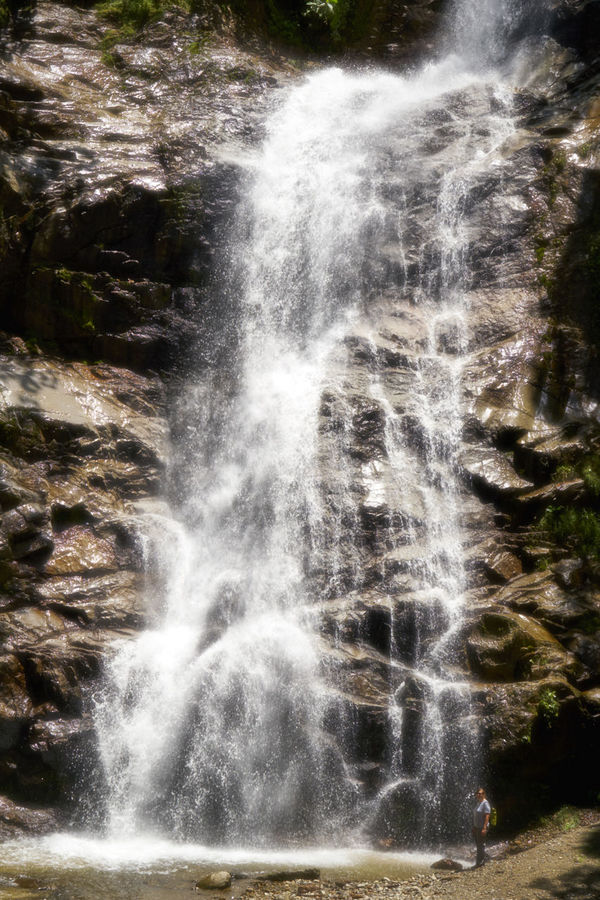 Just the lower half of an amazing waterfall Awesome Beauty In Nature Blurred Motion Cascada Conservation Day Eco Tourism Feeling Inspired Flowing Water Freshness Goals Motion Nature Outdoors Power Power In Nature Rejuvinating Scenics Splashing Spraying Torrent Tourism Water Waterfall Waterfalls