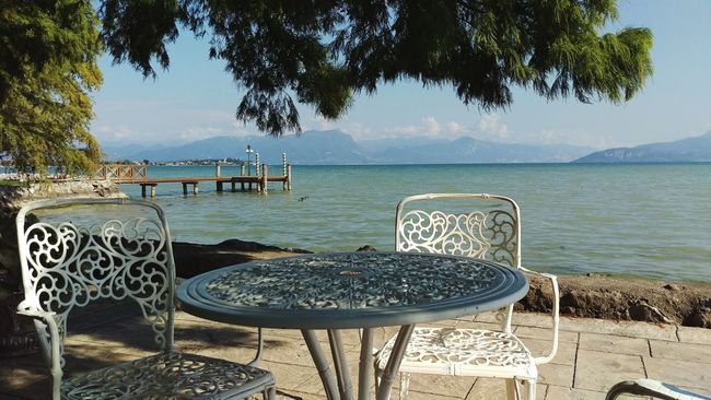 Nice view Water Outdoors Outdoor Garda Lake Italy Taking Photos Check This Out Takingphotos Gardasee,Italien Nature Lake View Clouds And Sky Mountains Landscape Taking Pictures EyeEm Best Shots Gardasee