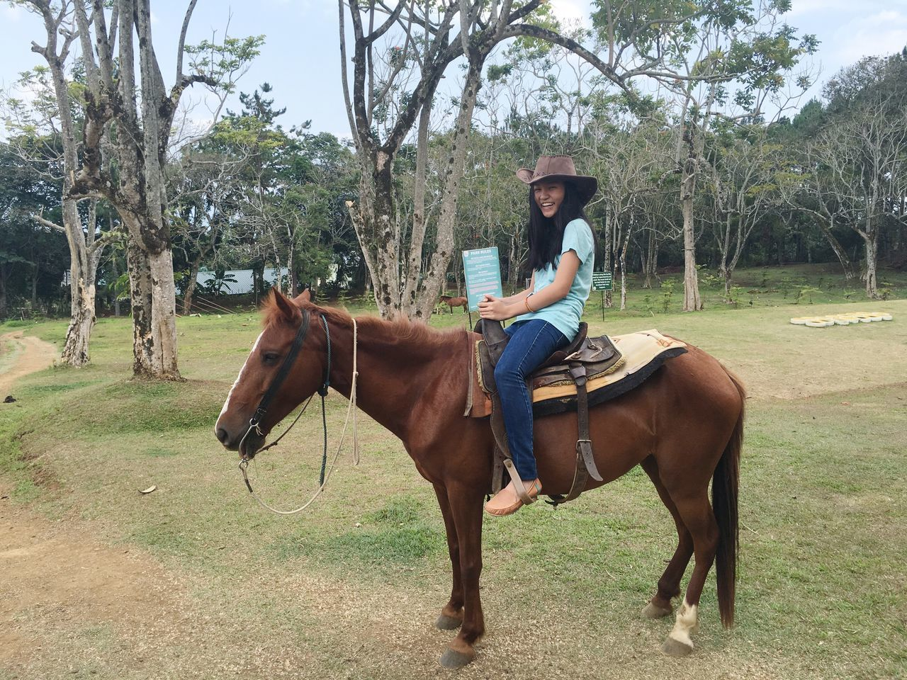 A child's genuine smile ☺️ Philippines Discover Philippines Horse Riding Davao Photography In Motion Learn & Shoot: Simplicity
