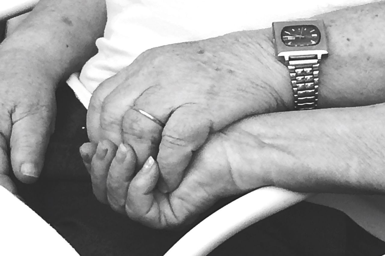 Love Oldlove Hands Together Better Together We Are Family