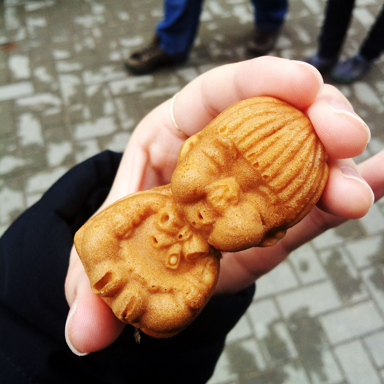 Paju, S. Korea Heyriartvillage Ugly Doll Ugly Face Bread