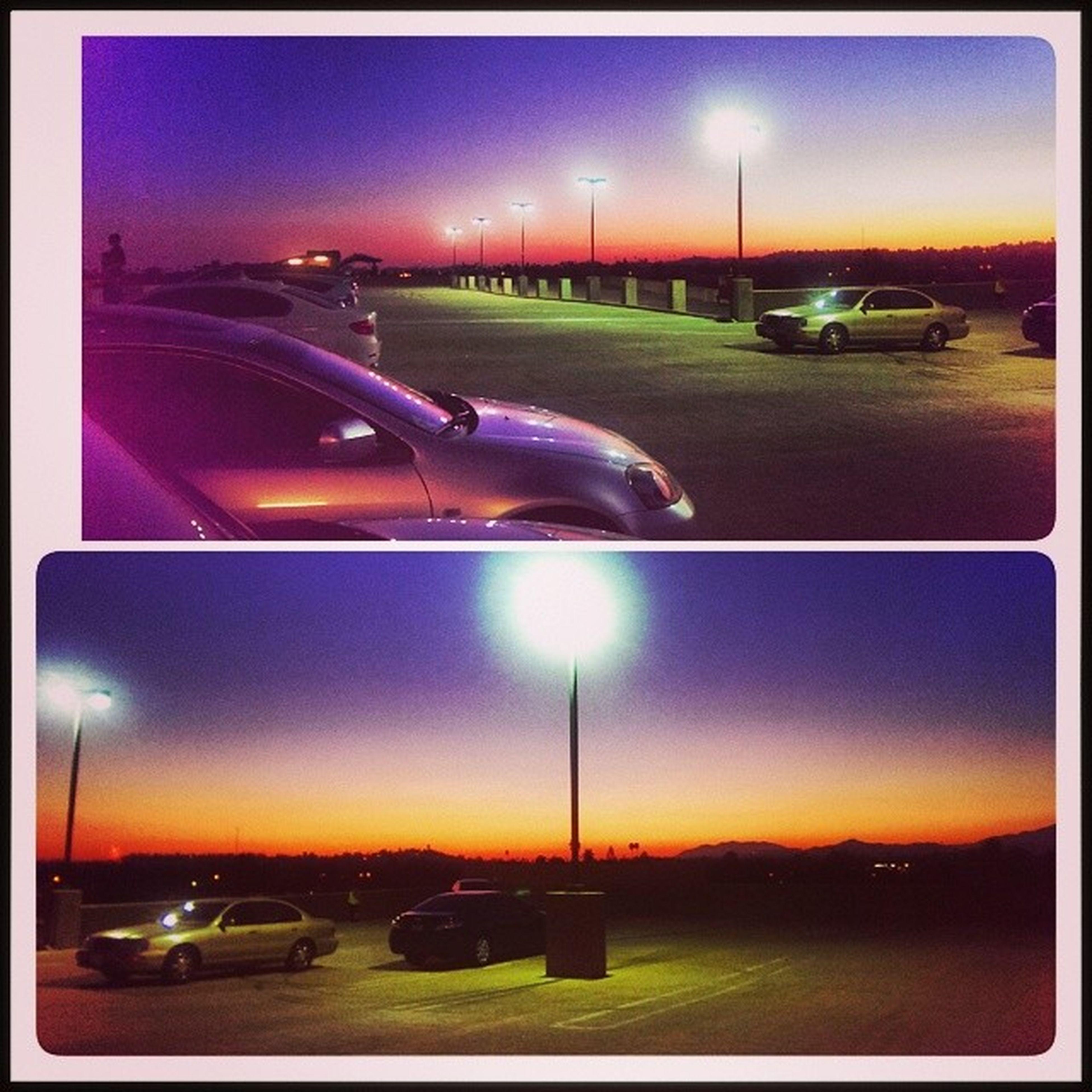 Beautiful sunset..!!